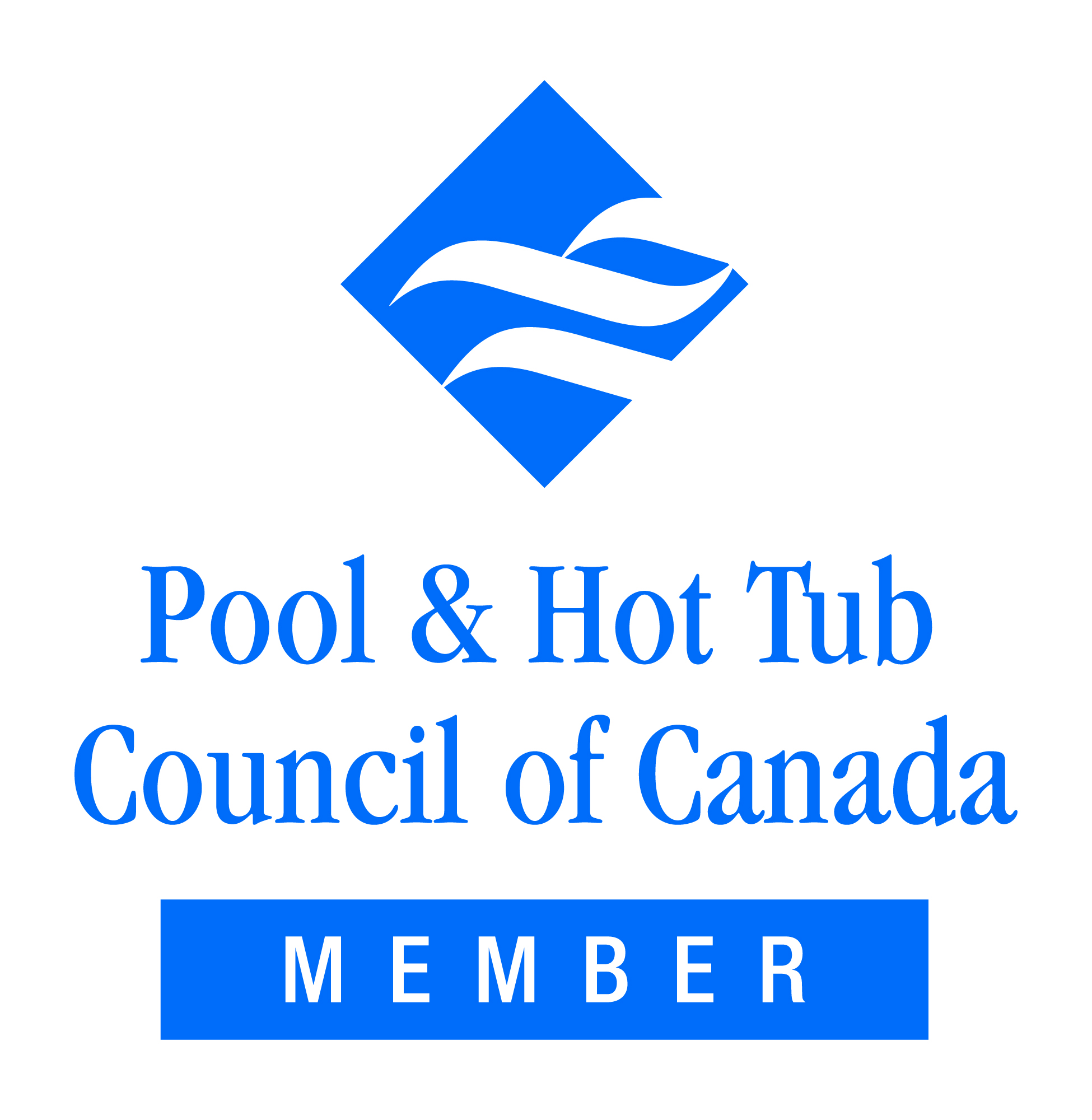 Pool & Hottub Council of Canada member